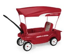 Radio Flyer Ultimate Plastic Wagon